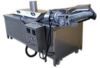 electric heating deep fat fryer