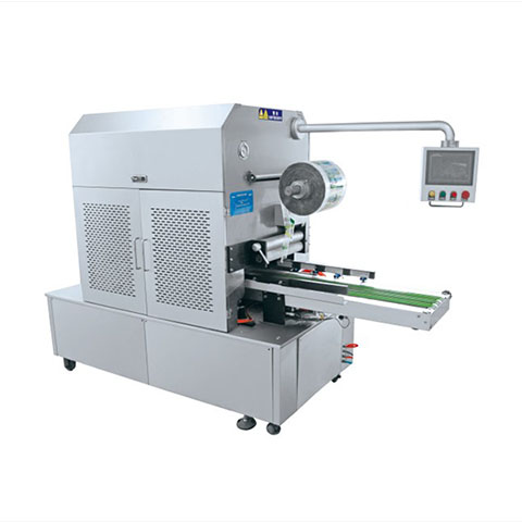 Continuous Modified Atmosphere Packing (MAP) Machine