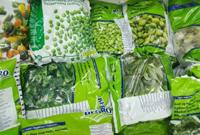 individual frozen vegetables