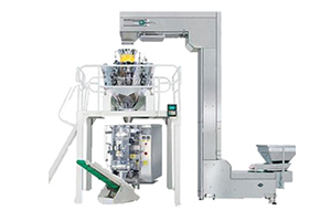 automatic nitrogen filling packaging machine