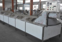 POTATO CHIPS BALANCHING MACHINE