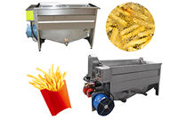 small scale deep fat fryer