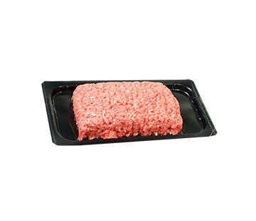 ground meat skin packing