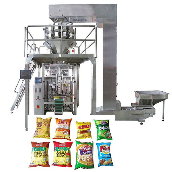 Potato Chips Automatic Packaging Machine