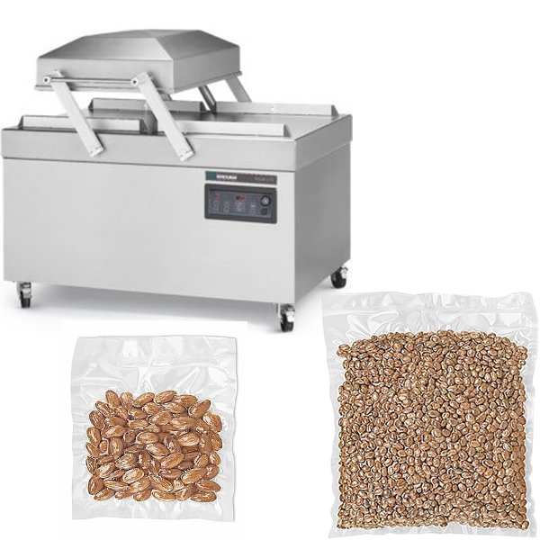 seeds vacuum packaging machine