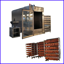 meat  smoking oven